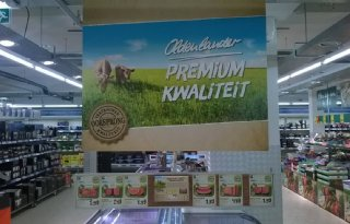 Lidl-klant koopt steeds duurzamer vlees