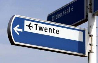 Provincie en Enschede bespreken vliegveld