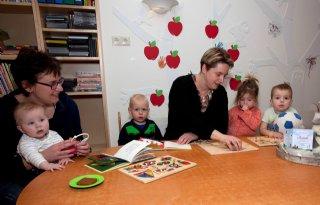 Kinderopvang Tjarietstee tegen de stroom in