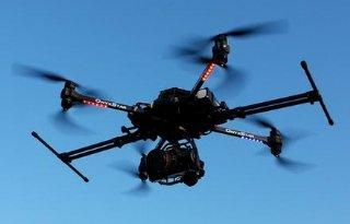 Drones centraal op expo in Den Haag