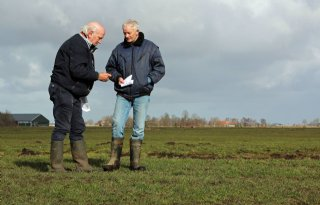 Friese boeren krijgen lening na muizenplaag