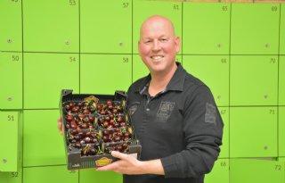 Fruitmasters veilt eerste kersen