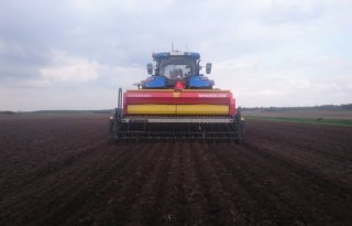 Demovelden HarvestaGG in Veenkoloniën