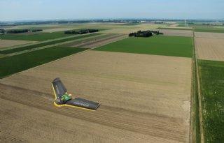 ANOG zet drone in voor akkervogels