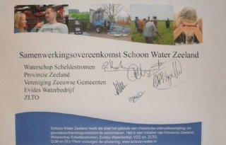 Gemeenten sputteren bij start Schoon Water