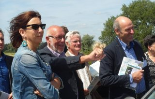 VVD kiest blauwe variant hoogwatergeul