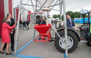 Vallei en Veluwe opent kunstmestfabriek