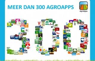 AgroApps plaatst driehonderdste app