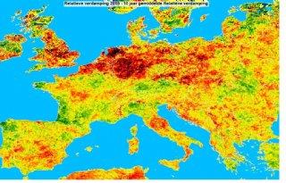 Voorjaarsdroogte treft de landbouw