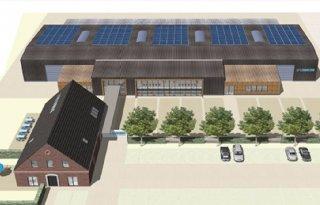 Lemken bouwt nieuw opleidingscentrum