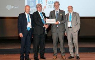 IAHR Wereld Erfgoed Award voor schappen