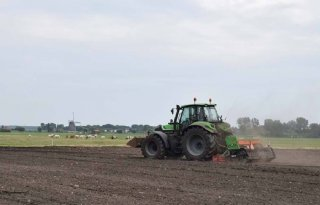 23 hectare glas voor gras in Midden-Delfland