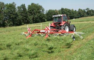 Pöttinger HIT 6.80 T voor kleinere boeren