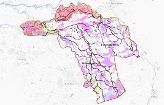 Update beregeningsputten Oost-Brabant