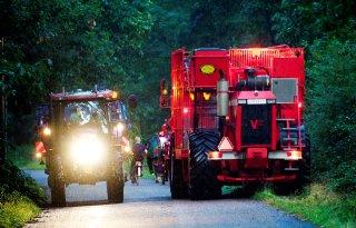 Statenleden bekijken verkeersonveiligheid N280