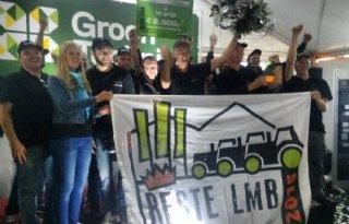 Wout Hogervorst winnaar Beste LMB 2015