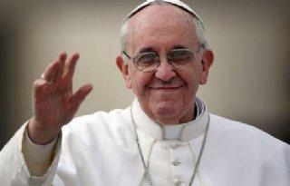 Mansveld spreekt met de paus over klimaat