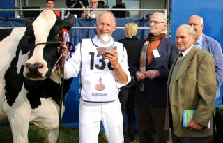 Oudste+koe+Geertje+466+gehuldigd