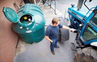 Rode+diesel+tanken+in+Belgi%C3%AB+mag+wel