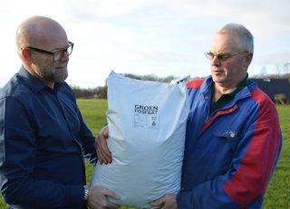 Groen Fosfaat goede vervanger van kunstmest bij mais