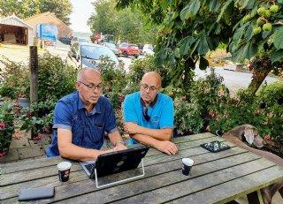 Akkerbouwer Jan Ballast: 'Liefst teeltadministratie zo snel mogelijk klaar'