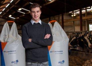 Stikstofmeststof bij dierlijke mest geeft optimale grasoogst