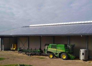 Renderende zonnepanelen zijn goed te financieren met lease