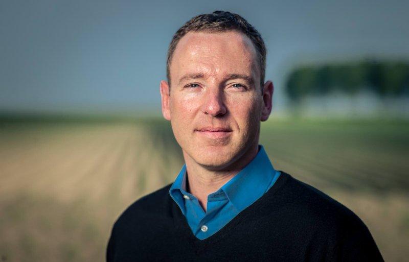 Joris Baecke: 'Kennisbundeling van grond en eigendom is belangrijk voor de toekomst van agrarisch Zeeland.'