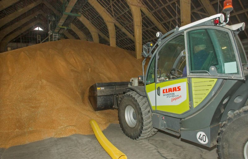 Bij hoge opbrengsten per hectare aan graan hebben twintig EU-lidstaten te weinig opslagcapaciteit.