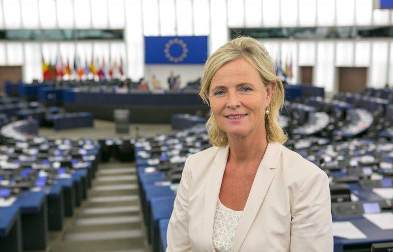 Annie Schreijer-Pierik, lid van het Europees Parlement voor het CDA
