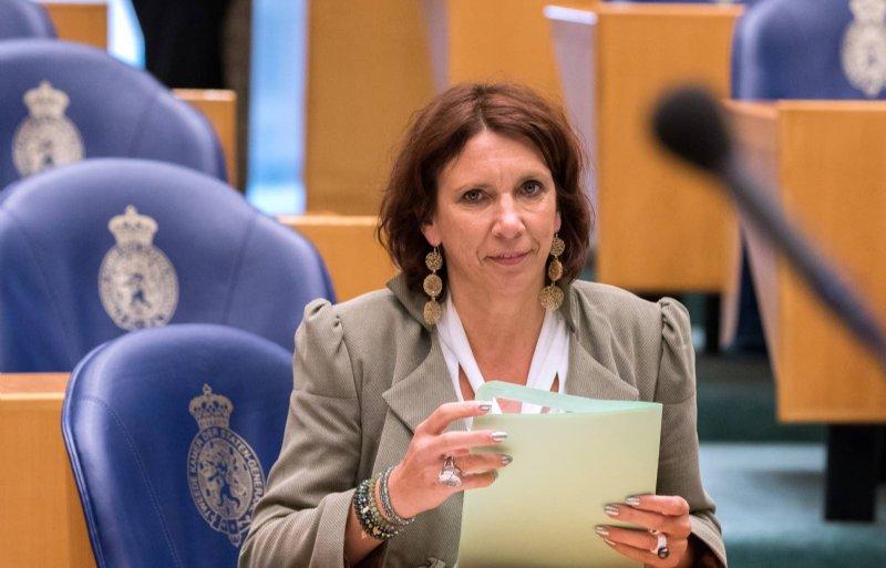 Helma Lodders (VVD): 'Zorg om bodemvruchtbaarheid.'
