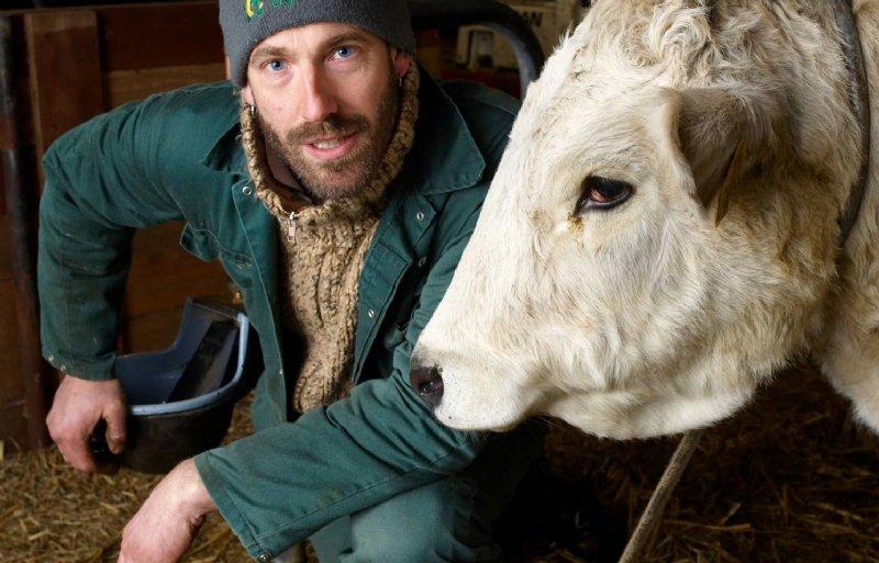 Wouter Hartendorf, voorzitter LTO-vakgroep Vleesveehouderij.