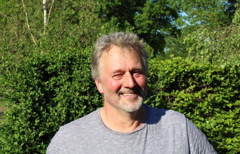 Jolan van Noye, melkveehouder in Escharen en deelnemer aan het Maismeetnet