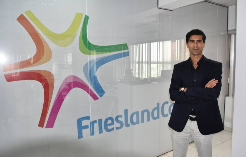 Rahul Colaco, directeur FrieslandCampina Wamco Nigeria PLC