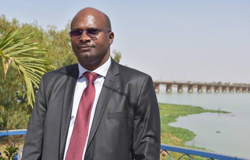 Moussa Ismaila Toure, algemeen directeur van API Mali