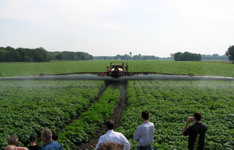 750 boeren en loonwerkers nemen Schoon Water-maatregelen.