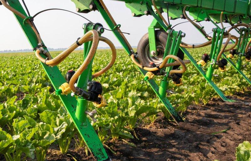 PlanetProof beperkt het gebruik van gewasbeschermingsmiddelen met risico's voor mens of milieu.