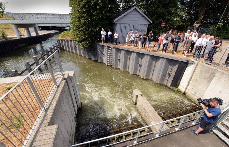 De Kleinschalige Wateraanvoer kan Zuid-Holland van extra water voorzien.