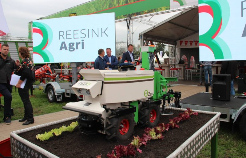 De nieuwe naam werd bekendgemaakt in de stand van Reesink op AgroTechniek Holland in Biddinghuizen.