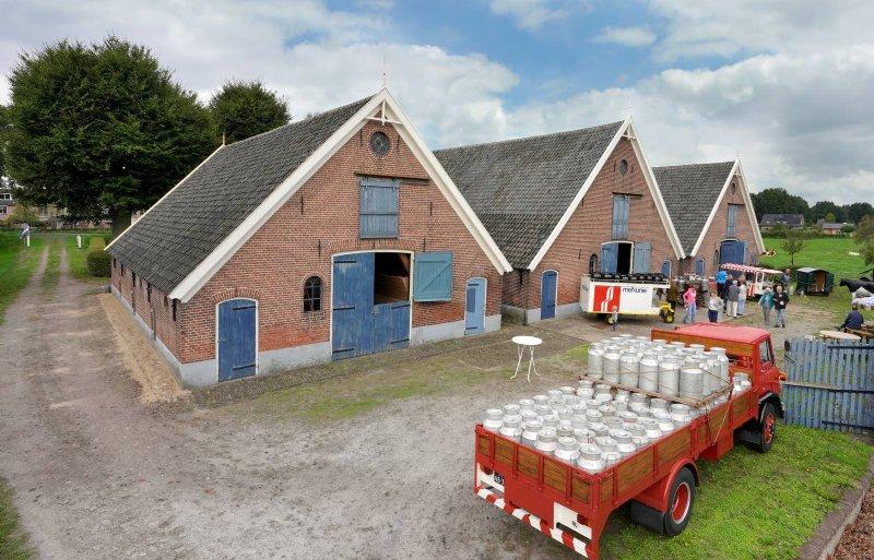Erve IJzerman is een IJsselhoeve, een karakteristieke T-hoeve in de IJsselvallei.