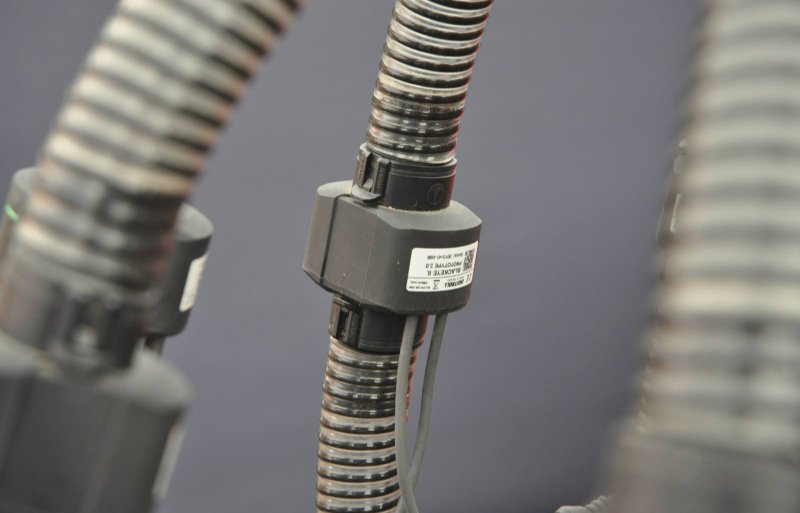 Met de elektronische Seedeye-korrelteller hoort bij de gewone zaaimachines van Väderstad de afdraaiproef tot het verleden.
