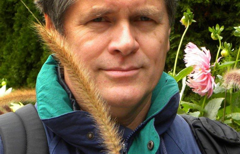 De internationaal gerenommeerde permaculturist Daniel Halsey is in Nederland om boeren, landschapsarchitecten en beleidsmakers de kneepjes van ecologisch landschapsontwerpen bij te brengen.