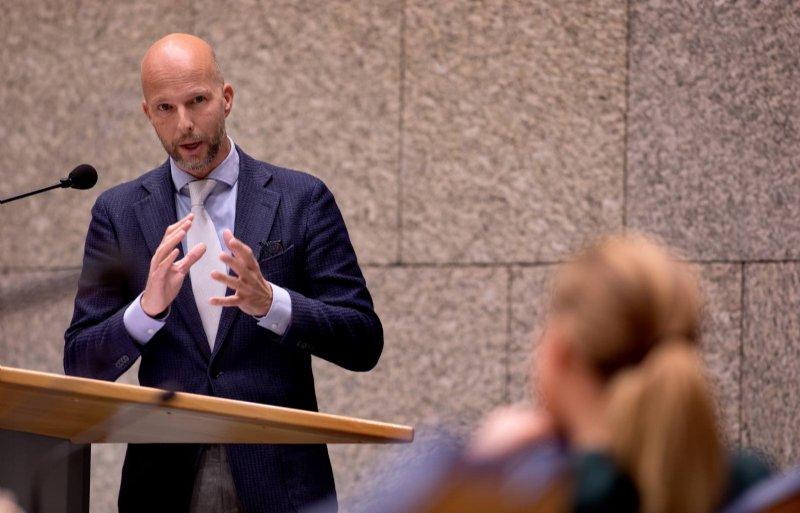Tjeerd de Groot (D66) diende tijdens de begrottingsbehandeling een motie in voor een bedrijfsspecifieke kringloopnorm.