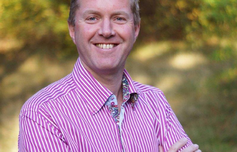 Don Boot, beleidsmedewerker bij gemeente Texel