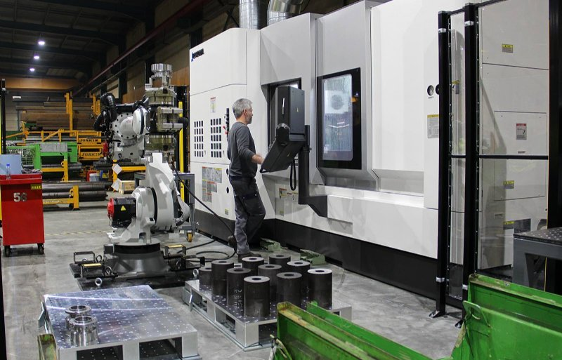 Joskin wil met het bouwen van machines in serie efficiënter gebruikmaken van lasersnijmachines en lasrobots.