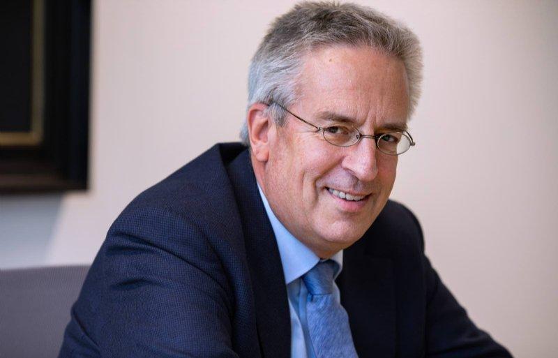 LTO Nederland-voorziter Marc Calon.