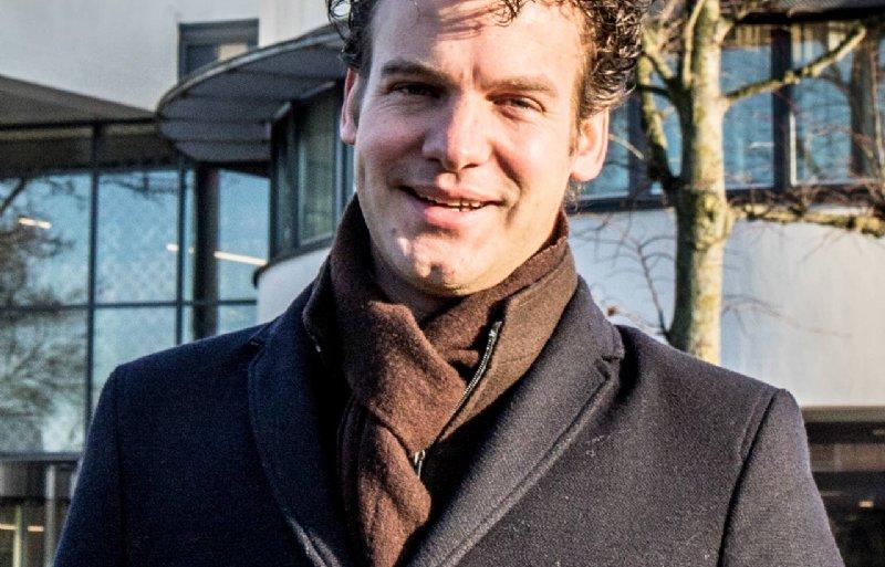 Wethouder Jelle Beemsterboer van Schagen.