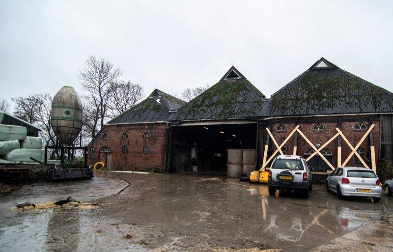 De Oldambtster boerderij dateert uit 1848.