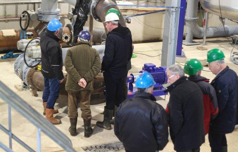 Het drinkwaterstation in Goor zal zo'n 6 miljoen kuub water per jaar verwerken.