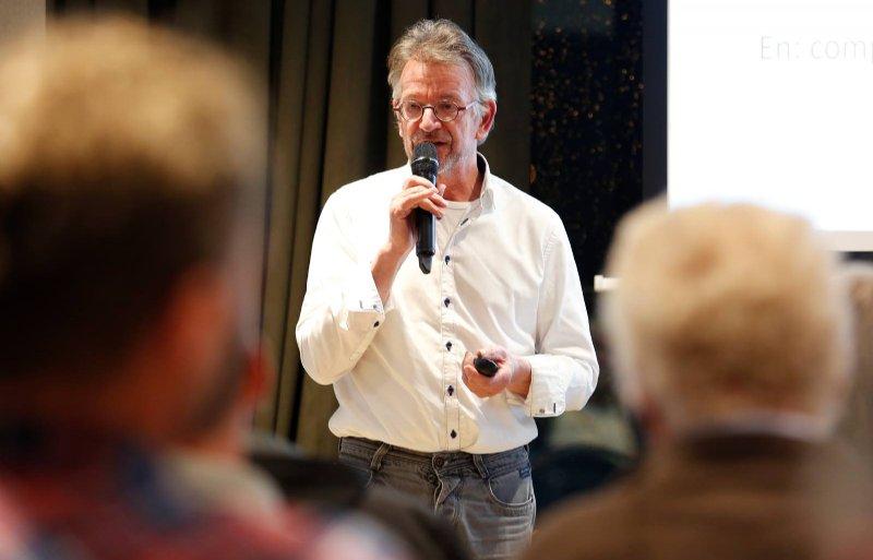 Kees van Zelderen, LTO-portefeuillehouder Klimaat en Duurzame Energie.